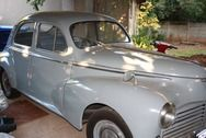 Peugeot 203 1950s Model For Sale! Check out this link for details http://www.junkmail.co.za/v-johannesburg-motor-mail-classic-cars-original-and-in-good-condition-car-QZQYCatQX0564QYRgnQX0001QYAdQXF36469QYEdQX201219 #Peugeot #Cars #1950s