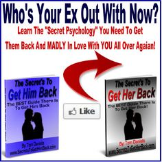 "Click Here >>> http://iwantmyexbacktruth.com/  For The FREE Guide. Learn ""Secrets of ""How to Get Your Ex (him or her) Back"" If you've just broken up or want an old ex back you will find ""How to get your ex back"" inside that simple to use and highly effective guide ""how to get your ex back"""