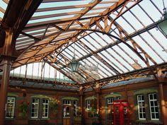 Canopy at Kidderminster Station by SteelwayUK, via Flickr