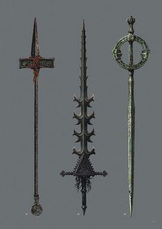 dark souls 3 concept art weapon concept art videogame art