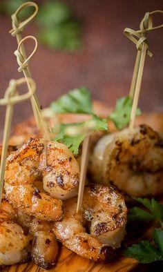 Garlic Jumbo Shrimp