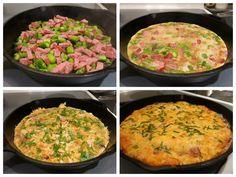 Mennonite Girls Can Cook: Saturdays ~ Asparagus Frittata