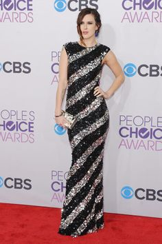 Sí y No: La red carpet de los People's Choice Awards