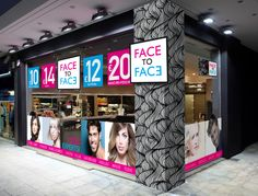 FACE to FACE | HAIR & BEAUTY EXPERTS