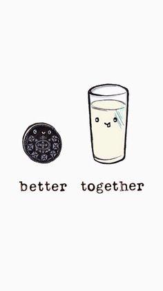 Better together                                                                                                                                                                                 Mais