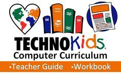 TechnoKids Computer Curriculum includes a set of technology projects for primary, elementary, middle school, and high school students.