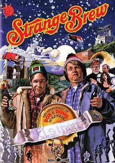 Strange Brew DVD 2016 1984 Dave Thomas Rick Moranis for sale online Kids Adventure Movies, Dave Thomas, Rick Moranis, Beer Factory, Streaming Tv Shows, Movie Subtitles, Blu Ray Movies, Keys Art, The Great White