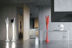 Picture of SPIGA with light, coat hanger