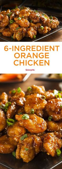 Healthy Dinner Recipes : Orange Chicken – Healthy & Lifestyle : Explore & Discover the best and the most trending Healthy Tips, Ideas & Inspiration Asian Recipes, Healthy Recipes, Ethnic Recipes, Jamaican Recipes, Turkish Recipes, Salmon Recipes, Veggie Recipes, Healthy Food, Good Food