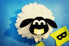Cattle and Cupcakes: Shaun the Sheep Birthday Party!