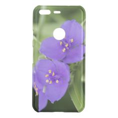 Spider wort uncommon google pixel case - photography gifts diy custom unique special