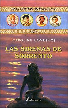 Las sirenas de Sorrento. Misterios romanos - Buscar con Google