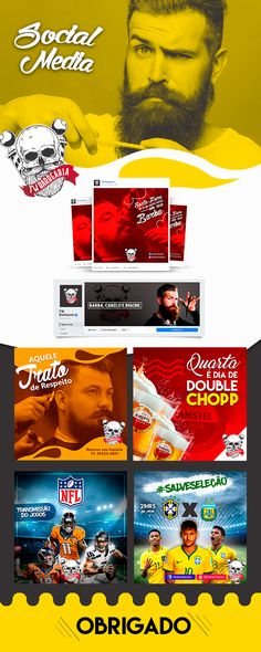 Social Media Art, Social Media Banner, Social Media Template, Social Media Graphics, Instagram Design, Instagram Feed, Instagram Banner, Facebook Timeline Covers, Social Media Design