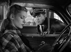 Dark Passage (1947)  Lauren Bacall and Richard Walsh (uncredited)