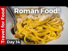 Day 14: Rome, Italy - We did a lot of sightseeing in Rome, including the Colosseum and Roman Forum, then had one of the most incredible Italian food meals I've ever had in my life.