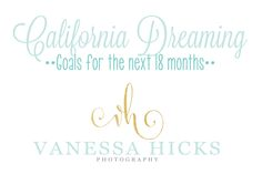 My Photography Goals for California | Pacific Grove Photographer | Vanessa Hicks Photography