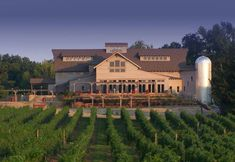 Laurita Winery, located in Central New Jersey Travel - food and wine