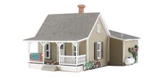Built-&-Ready - Woodland Scenics - Model Layouts, Scenery, Buildings and Figures