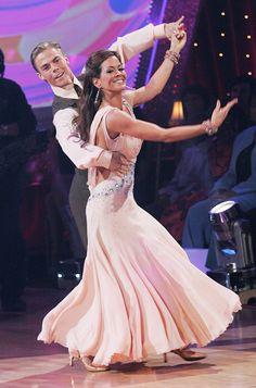 Derek Hough &  Brooke Burke   -  Dancing With the Stars  -  season 7 champs  -  fall 2008