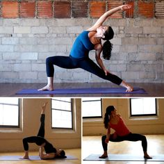 Yoga Sequence for slimmer,sculpted inner thighs