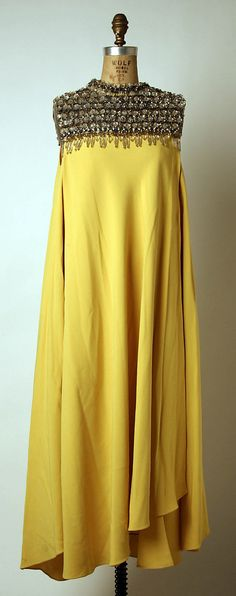 Madame Gres 1960's dress