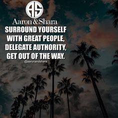 Surround Yourself With Great People Delegate Authority  Get Out Of The Way.  What Are Your Thoughts?  Follow @aaronandshara  Follow @aaronandshara  Follow @aaronandshara  Don't be rude type YES Below If You Agree:)! Double tap and tag someone you know will benefit!  #entrepreneur #success #luxurious #rich #millionaire #millionaires #millionairelifestyle #millionairemindset #billionaire #billionaireboysclub #billionaires #gentleman #gentlemansclub #motivation#motivationmafia #inspiration…