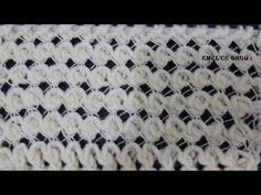 şal örneği sevgi halkası modeli kendin yap - YouTube