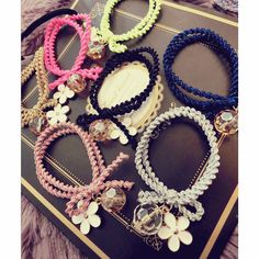 Nov114 Miss Daisy Elastic Hair Band ★ Free Worldwide Shipping ★ - $4.90 #onselz