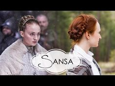 Tutorial for Sansa's Winterfell Wedding Updo - Silvousplaits Hairstyling