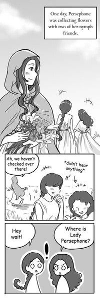 Pt 1 Persephone and Hades