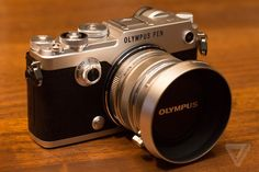 The Olympus Pen-F is