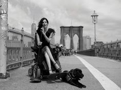 Photo Project Celebrates Rad, Powerful Women with Disabilities! :: Women in wheelchairs are powerful, proud and beautiful...