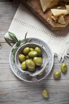 Olives and cheese! #tapas #dinner #rustic #italy