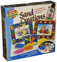 Small World Toys Sand Creations Building Kit * Click image to review more details. (Note:Amazon affiliate link)