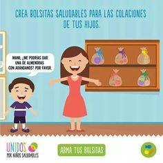Unidos por niños saludables