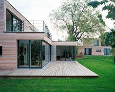 Holzhaus in Bevaix