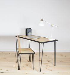 adaptable-project 120_light Tisch Schreibtisch arbeiten Industriedesign handgemacht Stuhl Holz Stahl schlicht elegant leicht table desk industrial design handmade chair wood steel simple elegant light
