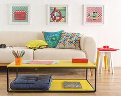 diy mesa de centro design - Pesquisa Google