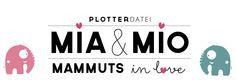 Misses Cherry: Mia und Mio | Mammuts in love ♥