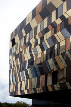 Moscow school of management - russian advant garde artist Kazimir Malevich & British architect David Adjaye