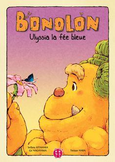 Bonolon – Ulyssia la fée bleue | nobi nobi !