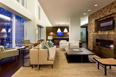 10-foot ceilings and floor-to-ceiling windows #dreamhome