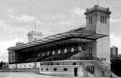 Hipodromul de la Băneasa. București, 1905.