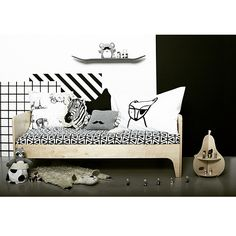 Oeuf NYC Perch Toddler Bed Image From Molly Meg Modern Design Beds Kids Rooms
