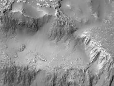NASA orbiter snaps 'Niagara Falls of Mars': Photo is stunning | Daily Telegraph