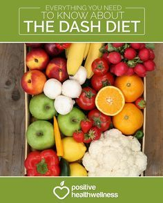 Everything You Need To Know About The Dash Diet - Positive Health Wellness