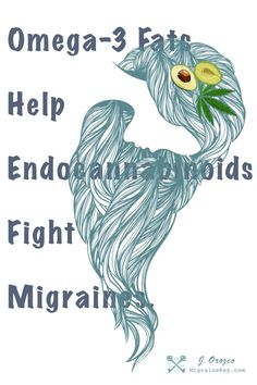 New article! See how fats and endocannabinoids team up to fight migraines. After years of research, I believe that healthy fats and improving the endocannabinoid system are two of the most important factors for stopping migraines. Migraine Triggers, Migraine Diet, Chronic Migraines, Tension Headache, Headache Relief, Omega 3, Epilepsy Medication, Serotonin Levels, Rheumatoid Arthritis