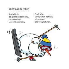 Jiří Žáček: Sněhulák
