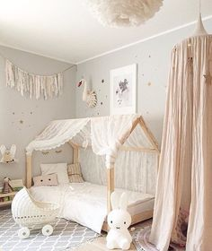 * I love the bed for a Toddler.
