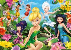 Kinderpuzzle 104 Teile Maxi Disney Fairies Feen Tinkerbell Clementoni 23649 in Spielzeug, Puzzles & Geduldspiele, Puzzles | eBay | http://nextpuzzle.de